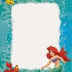 Free Little Mermaid Party Printables Inspiration 194 Best Little Mermaid Birthday Images In 2017