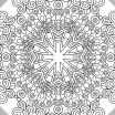 Free Mandala Coloring Pages for Adults Elegant Luxury Mandala Coloring Pages Animals