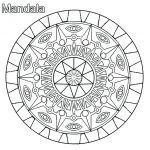Free Mandala Coloring Pages Fresh Christmas Mandala Coloring Pages Printable – Lastbummerrecords