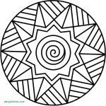 Free Mandala Coloring Pages Inspirational Free Printable Mandala Coloring Pages for Adults Easy – Adult