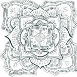 Free Mandala Coloring Pages New Printable Mandala Coloring Pages for Adults – Financereportsfo