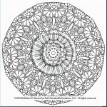 Free Mandala Coloring Pages.pdf Inspiration Coloring Inspiration Coloring Easy Mandala Pages to Print for Free