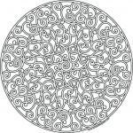 Free Mandala Coloring Pages Unique Free Printable Mandala Coloring Pages Luxury Free Printable Mandala