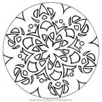 Free Mandalas to Color Amazing 10 Free Printable Mandala Coloring Pages Aias