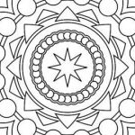 Free Mandalas to Color Amazing Www Free Mandala Coloring Pages Inspirational Easy Cute Coloring