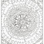 Free Mandalas to Color Brilliant 20 New Mandala Coloring Page