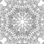 Free Mandalas to Color Excellent Free Mandala Coloring Pages for Adults