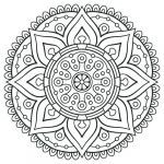 Free Mandalas to Color for Adults Amazing Free Coloring Pages Adults – Zupa Miljevci