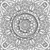 Free Mandalas to Color for Adults Awesome 80 New Ideas for Free Printable Mandala Coloring Pages for Adults