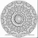 Free Mandalas to Color for Adults Beautiful Inspirational Free Geometric Coloring Pages for Adults