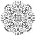 Free Mandalas to Color for Adults Elegant Coloring Books Mandala From Free Coloring Book for Adults Books by