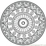 Free Mandalas to Color for Adults Elegant Free Coloring Pages Adults – Zupa Miljevci