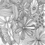 Free Mandalas to Color for Adults Inspired Elegant Mandala Coloring for Adults