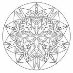 Free Mandalas to Color for Adults Inspired Pin by Christine S Creations On Coloring Adult Mandala