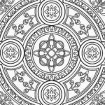 Free Mandalas to Color for Adults Inspiring Free Sunflower Coloring Pages Beautiful Mandala Adult Coloring