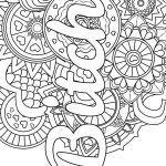 Free Mandalas to Color for Adults Pretty Mandala Adult Coloring Page Swear 14 Free Printable Coloring