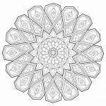 Free Mandalas to Color Pretty Inspirational Mandala Coloring Pages Printable