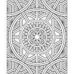 Free Mandalas to Color Wonderful Cool Designs to Color Coloring Page Cool Designs Coloring Pages