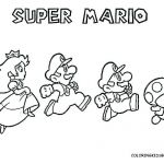 Free Mario Coloring Pages Best Mario Coloring Pages Online – Healthwarehouse