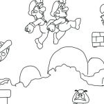 Free Mario Coloring Pages Brilliant Mario Coloring Pages Online – 488websitedesign