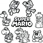 Free Mario Coloring Pages Excellent Coloring Pages Paper Mario and Luigi Coloring Pages Line O D