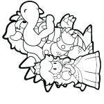 Free Mario Coloring Pages Wonderful Mario and Luigi Coloring Pages Printable – Samsungcctvfo