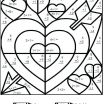 Free Math Coloring Worksheets Amazing Coloring Math Pages – Basestudios