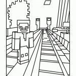 Free Minecraft Pictures Marvelous Awesome Free Coloring Pages Minecraft