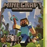 Free Minecraft Pictures Marvelous Minecraft Xbox 360 Edition Xbox 360 Game Great Condition Free