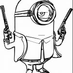 Free Minion Coloring Pages Fresh Minion Coloring Pages Bob