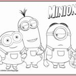 Free Minion Coloring Pages Fresh Minion Coloring Pages to Print Enjoy with This Free Minions