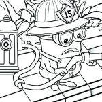 Free Minion Coloring Pages Inspirational 47 How to Draw A Minion Aj4a2