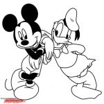Free Minnie Mouse Coloring Pages Amazing Coloring Books Coloring Books Free Printable Mickey Mouse Pages