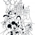 Free Minnie Mouse Coloring Pages Elegant Inspirational Free Minnie Mouse Coloring Page 2019