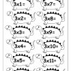 Free Multiplication Coloring Worksheets Awesome Fun Times Table Worksheets 4 Worksheets
