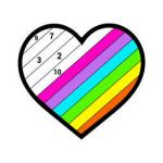 Free Online Color by Numbers for Adults Elegant Happy Color™ – Color by Number by X Flow