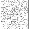 Free Online Color by Numbers for Adults Inspired 7 Good Free Line Coloring Pages for Kids