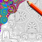 Free Online Color by Numbers for Adults Inspiring Adult Coloring Book Coloring Book for Adults On the App Store