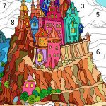 Free Online Color by Numbers for Adults Pretty Happy Color™ – Color by Number On the App Store
