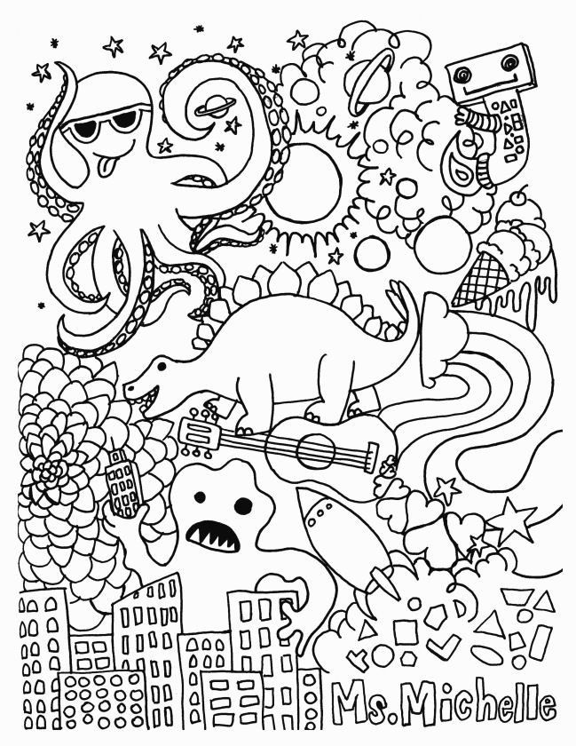 Free Online Coloring for Adults Inspirational Shocking Free Line Coloring Books Picolour