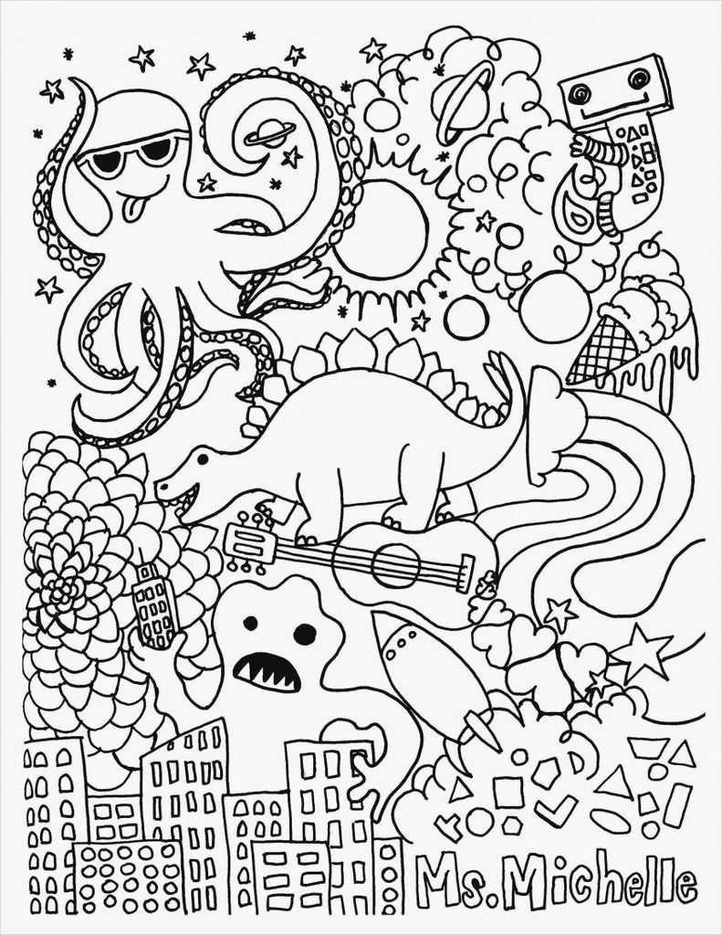 Free Online Printable Coloring Pages Excellent Coloring Adult Animal Coloring Pages Colorier Faciles Free