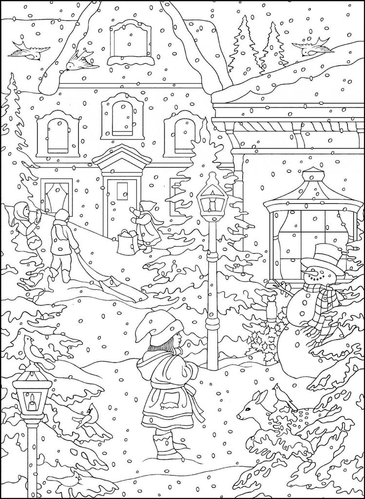 Free Online Printable Coloring Pages Exclusive Coloring Ideas Free Advancedring Pages to Print for Christmas