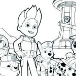 Free Paw Patrol Coloring Pages Best Free Paw Patrol Coloring Pages New Christmas Printables Coloring