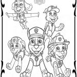 Free Paw Patrol Coloring Pages Creative Paw Patrol Coloring Pages for Kids at Getdrawings