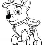 Free Paw Patrol Coloring Pages Inspirational Paw Patrol Coloring Pages Free New Paw Hwnsurf