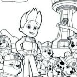 Free Paw Patrol Coloring Pages Inspired Free Printable Paw Patrol Coloring Pages Luxury Marshall Paw Patrol