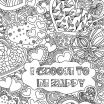 Free Pdf Adult Coloring Pages Inspiration Coloring Books 45 Stunning Best Free Adult Coloring Pages