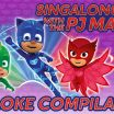 Free Pj Masks Printables Fresh Pj Masks ♪♪ song Pilation ♪♪ All the songs In One Video