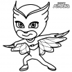 Free Pj Masks Printables Fresh the Best Free Owlette Drawing Images Download From 11 Free Drawings