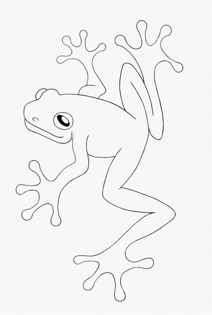 Free Princess Coloring Pages Wonderful Frog Coloring Pages